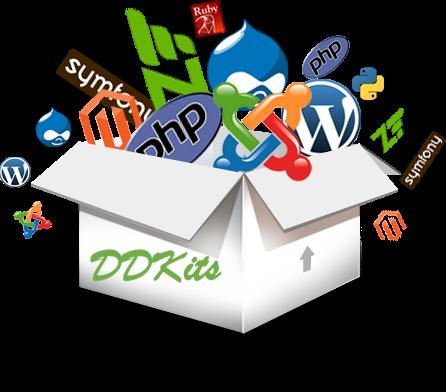 DDKits homepage
