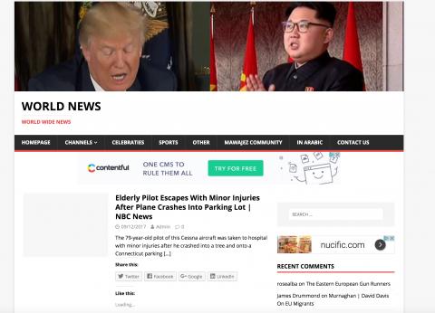 Mawajez News