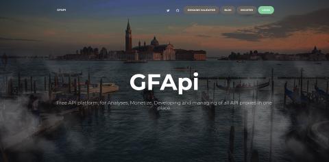 Get Free API